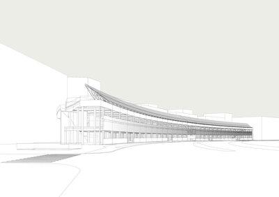"""competition """"Village im Dritten - Gürtelbogen"""", 1st prize for ARTEC Architekten cover image"""